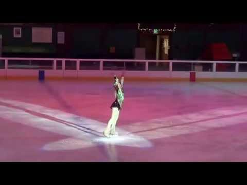 2013 Erin Lee Skates Juvenile Dramatic Tarzan @ Crystaline, Santa Rosa
