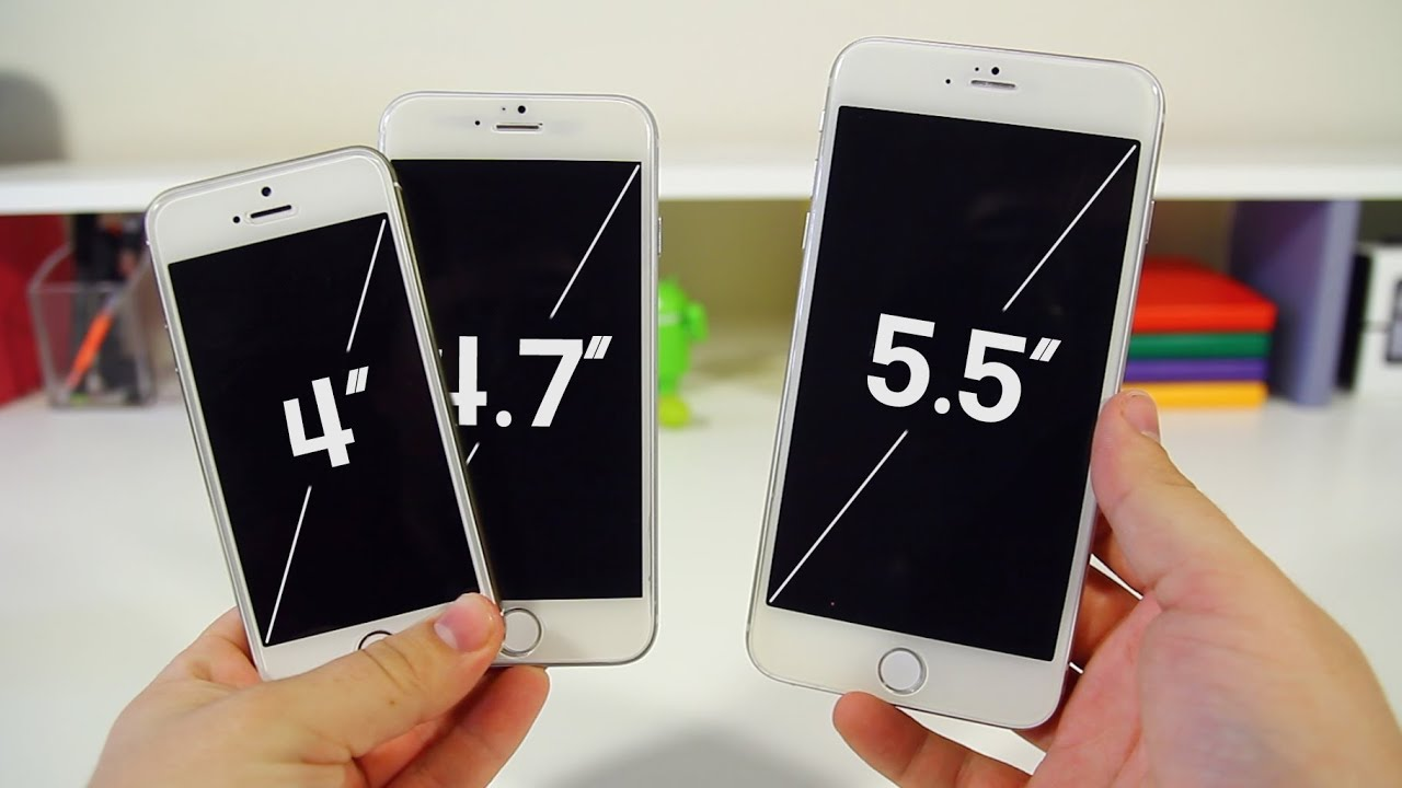 The iPhone 6 & iPhone 6 Plus Mockup! - YouTubeIphone 5 6 7