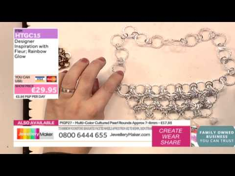 [A History of Chain Maille] - JewelleryMaker DI 1/3/15