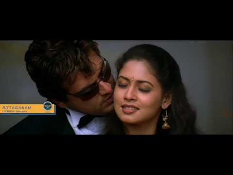 Attagasam (2004) | Nachendru Ichondru (Romania) | Ajith Kumar, Pooja | Bharathwaj