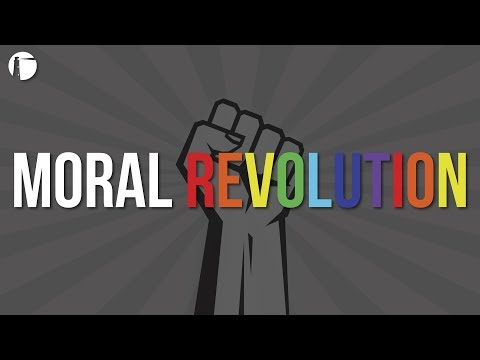 Gender Revolution  Session One  Moral Revolution