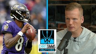 NFL Week 11 Game Review: Houston Texans vs. Baltimore Ravens | Chris Simms Unbuttoned | NBC Sports