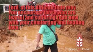 A Prayer for Typhoon Mangkhut