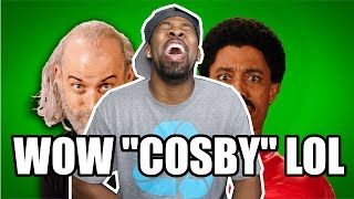 [ REACTION ] George Carlin vs Richard Pryor. Epic Rap Battles of History