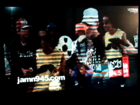 Live Chat With Mindless Behavior (Ustream)