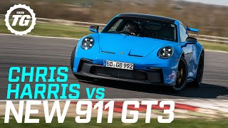 Review: Chris Harris drives the new Porsche 911 GT3 | Top Gear