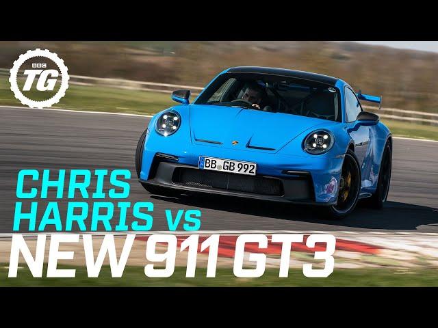 Review: Chris Harris drives the new Porsche 911 GT3 | Top Gear