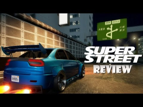 Super Street: Racer (Switch) Review