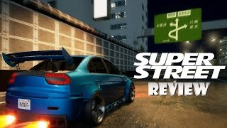 Super Street: Racer (Switch) Review (Video Game Video Review)