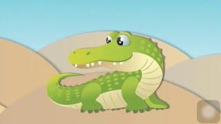 Игра для малышей - Игры для детей - животные Африки