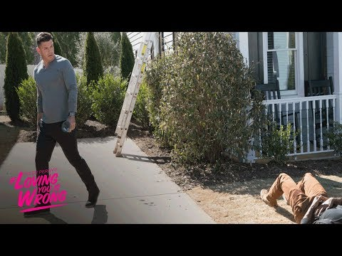 Brad Pushes Randal Off a Ladder | Tyler Perry's If Loving You Is Wrong | Oprah Winfrey Network