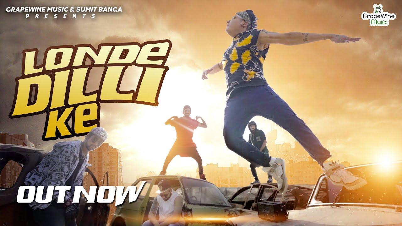 LONDE DILLI KE - LIL GOLU I Official Video I Latest Rap song 2020 ...