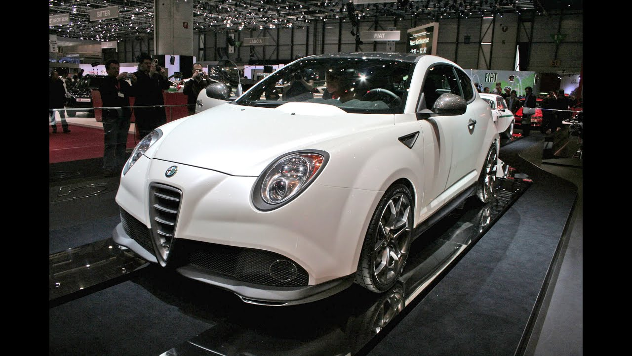 2009 alfa romeo mito gta concept youtube. Black Bedroom Furniture Sets. Home Design Ideas