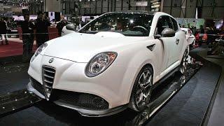 2009 Alfa Romeo Mito GTA Concept Videos