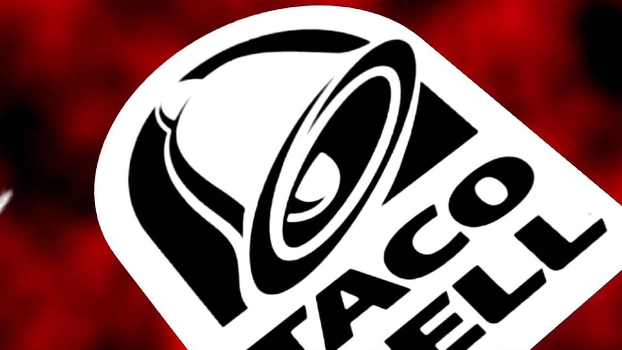 Taco Bell Logo taco bell live mas logo 2 - youtube
