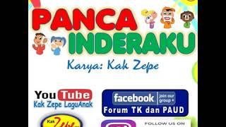 PANCA INDERAKU - Versi KARAOKE - Lagu Anak Karya Kak Zepe