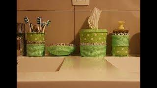 DIY Bathroom Decor