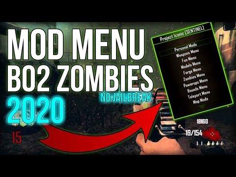 MOD MENU BO2 ZOMBIES - XBOX 360 - ONE - NO JAILBREAK - FR