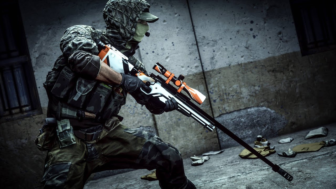 Hindi Battlefield 4 If You Not A Sniper Are Noob