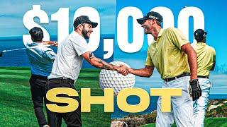 MAKE THIS SHOT FOR $10,000!