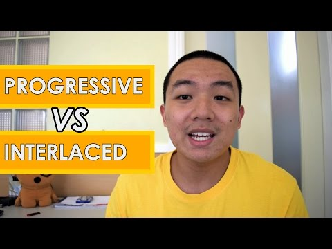 Progressive vs Interlaced Scanning - Everythig You Need to Know