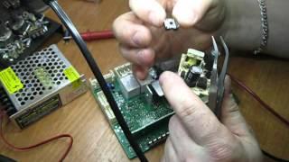 Ремонт электронного модуля стиральной машины indesit, ariston.(, 2016-04-01T20:17:35.000Z)