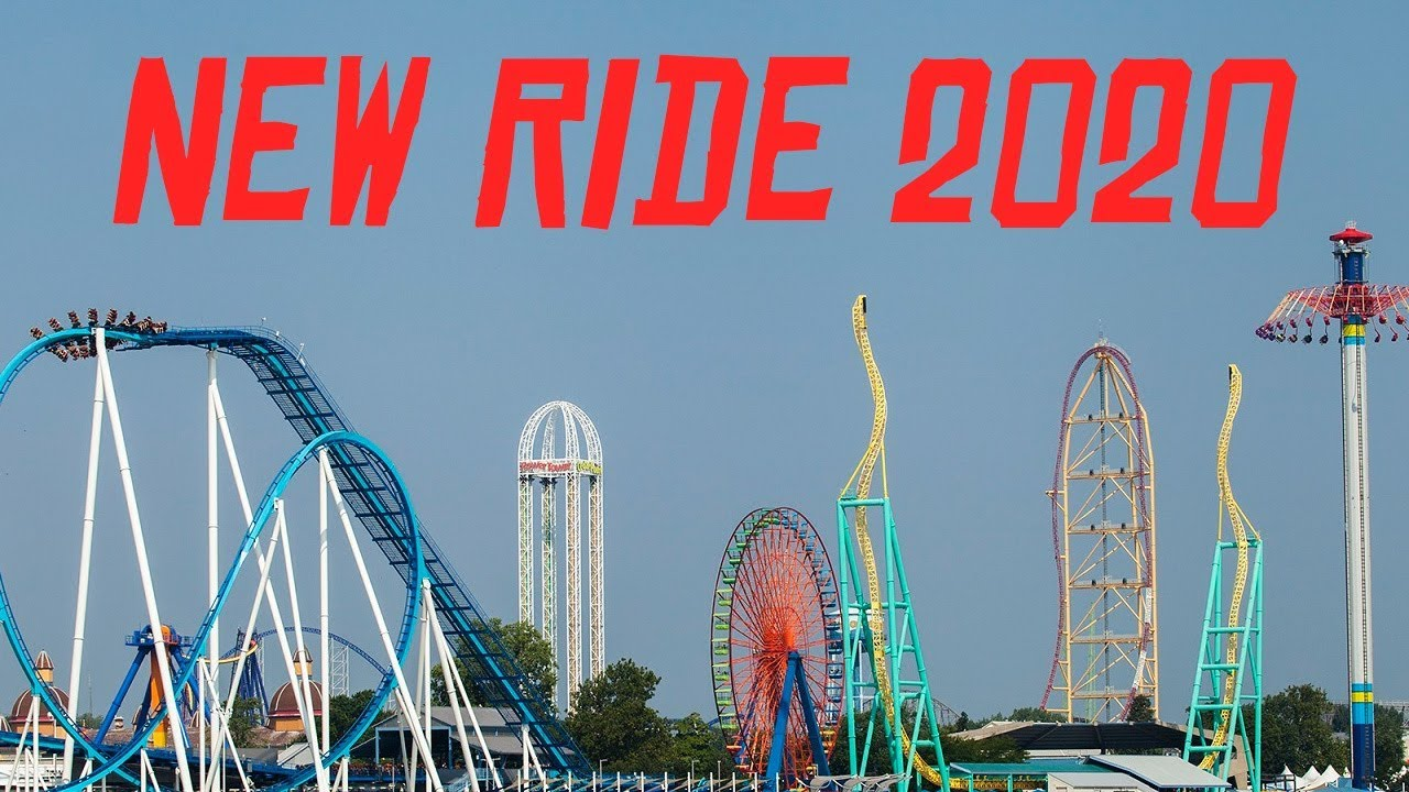 New Cedar Point Ride 2020 Cedar Point 2020 New Ride Roller Coasters Predictions   YouTube