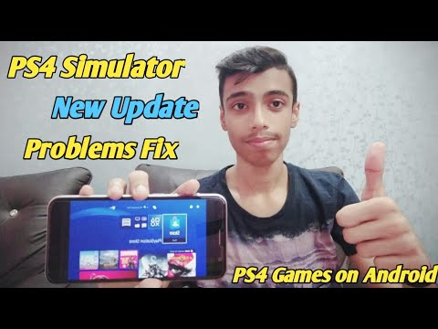 2019 PS4 Simulator New Update All Problems Fix |How To Play Ps4 Games On Android/ios(offline)