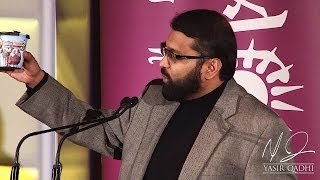 Looking Back as We Look Forward ~ Dr. Yasir Qadhi | 7th December 2013 - Change & Modernity