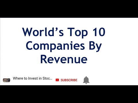 top 10 automobile companies in the world 2018 - Myhiton