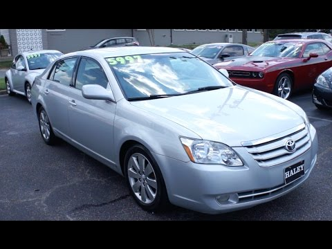 2005 toyota avalon xls walkaround start up tour and. Black Bedroom Furniture Sets. Home Design Ideas