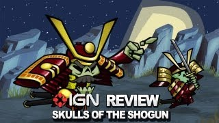 IGN Reviews - Skulls of the Shogun Video Review