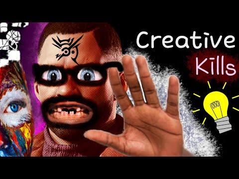 Creative / Funny Stealth Kills and Bloopers in Deathloop :D #Brutal #Badass |