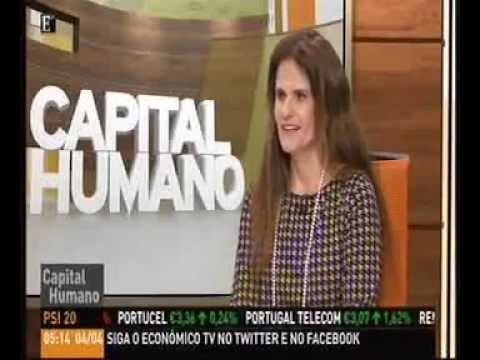 ETV Capital Humano - Interview with Anabela Possidónio, Executive Director of The Lisbon MBA