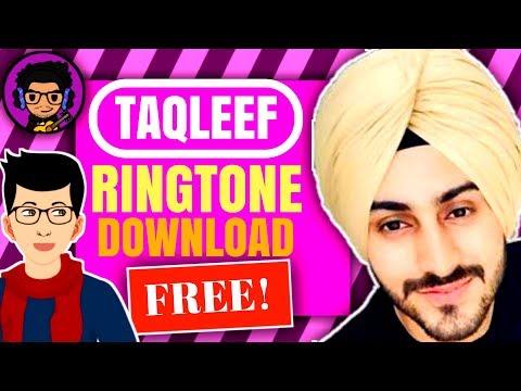 Taqleef Rohanpreet Singh Ringtone Download
