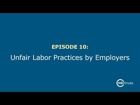 what unfair labor practices need to be avoided by lpns Nurses against cheap labor and unfair business practice 109 likes cheap wages and the unfair patient - nurse ratio are undoubtedly adding to.