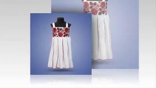 видео Где купить платье вышиванку