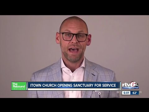 ITown Church In Fishers Holding Small In-person Services Of 10 People