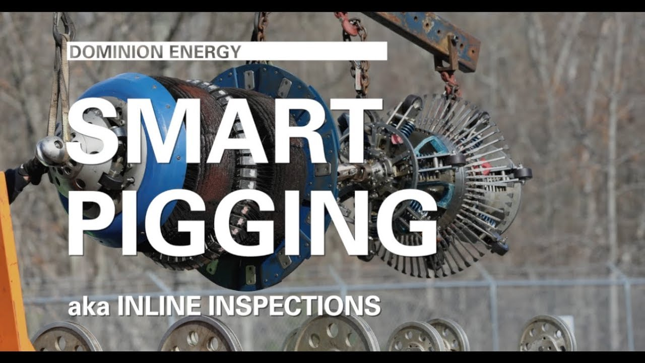 Smart Pig Pipeline Inspection