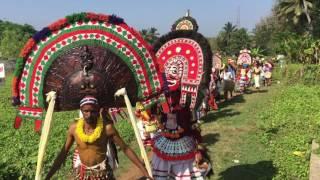 Chinakkathoor pooram 2017 long HD 1080