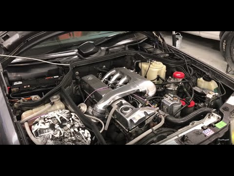 OM603 TURBO W124 gains with DPUK