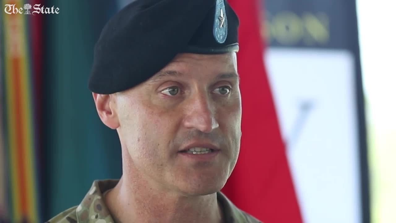New commander at Fort Jackson embraces relationship with Columbia