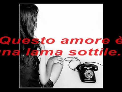 Gianna Nannini - Fotoromanza (testo)