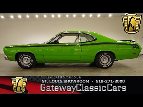 1970 Plymouth Duster - Gateway Classic Cars St. Louis - #6301