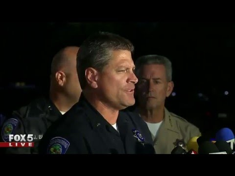 Police News Conference on San Bernardino, CA Shooting