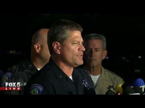 Police News Conference on San Bernardino, CA Shooting