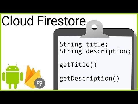 firestore-tutorial-part-7---custom-java-object---android-studio-tutorial