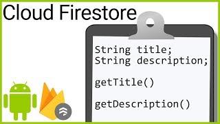Firestore Tutorial Part 7 - CUSTOM JAVA OBJECT - Android Studio Tutorial