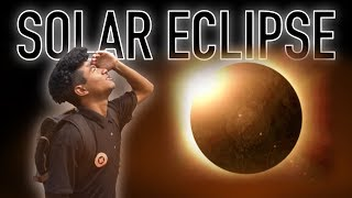 STARING AT THE ECLIPSE