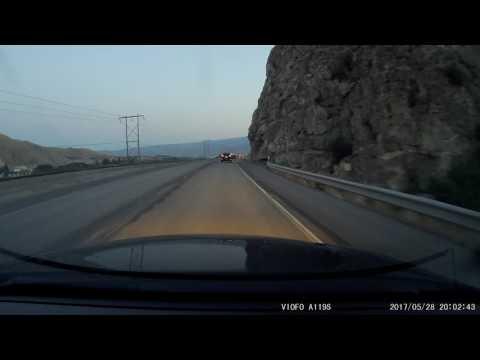 Seattle Dash Cam - Fake emergency vehicle